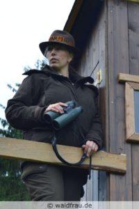 Winter Jagd und Ansitzjacke SARAH 2.3