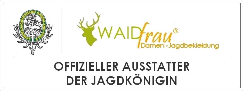 Jagdkönigin Waidfrau.de