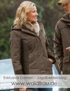 Blaser Damen Wolljacke Ram² - Waidfrau.de - Jagdmode