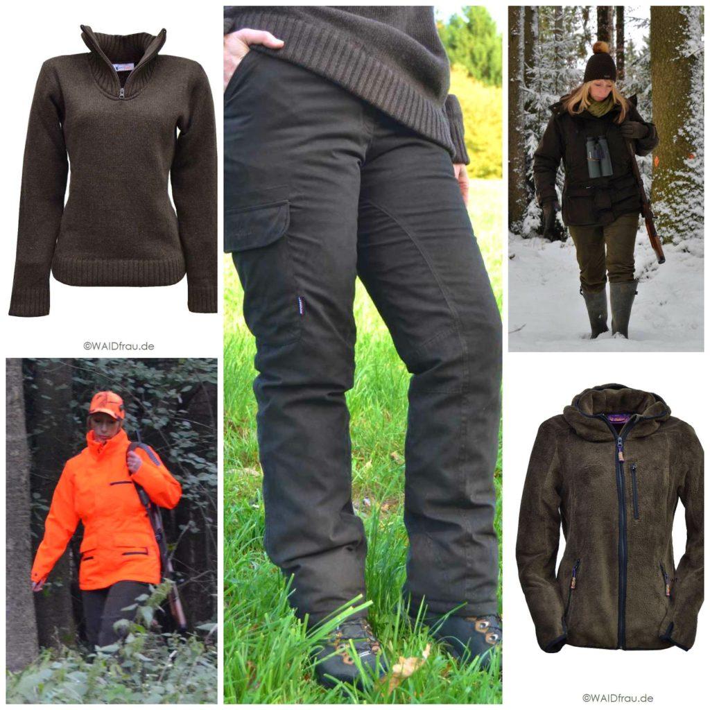 Damen Jagdbekleidung für Frauen - www.waidfrau.de