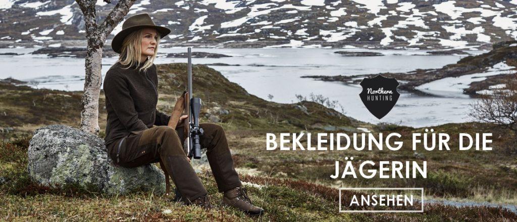 Northern hunting Damen Jagdbekleidung für die Jägerin jetzt online bei waidfrau.de